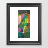 Dardou Framed Art Print