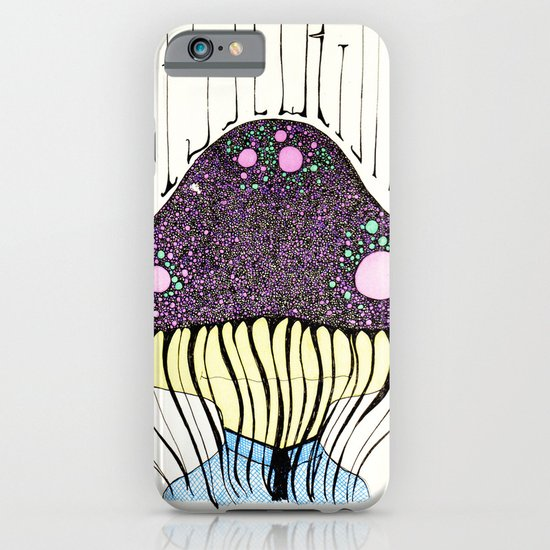 it's a crime iPhone & iPod Case