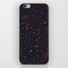 Outer Space! iPhone & iPod Skin