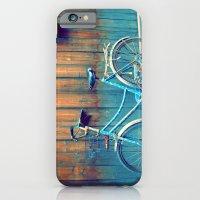 A Polka Dotted Bike iPhone 6 Slim Case