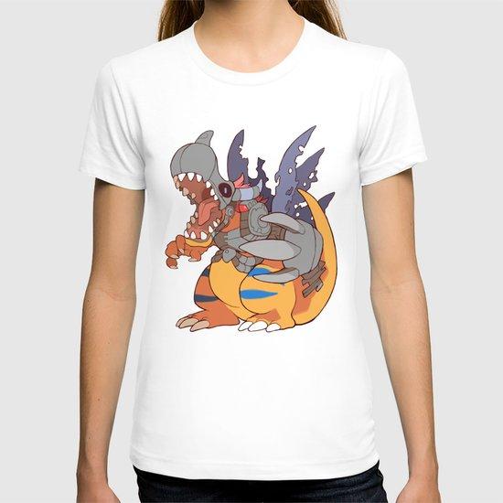 metalgreymon T-shirt