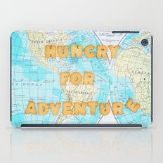 Hungry for adventure iPad Case