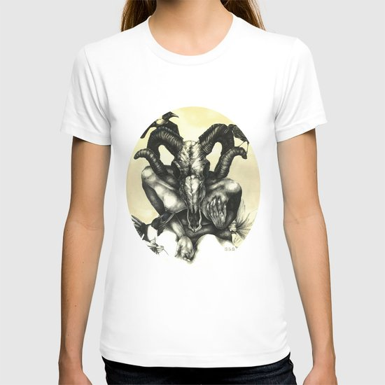 The Ram and the Crows T-shirt