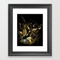 Zergs are FASTEST Framed Art Print