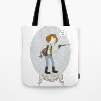 Star Wars fan-girl Tote Bag