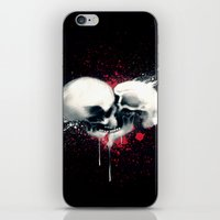 Death Lovers iPhone & iPod Skin