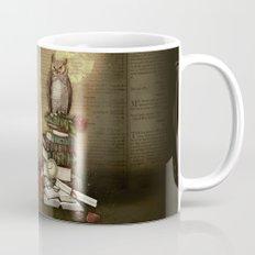 The Bibliophile - (the lover of books) Mug