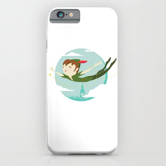Storybook Pan iPhone & iPod Case