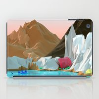 Ice gem iPad Case