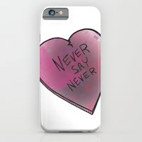 Never Say Never iPhone 6 Slim Case
