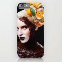 Chocolate Orange iPhone 6 Slim Case