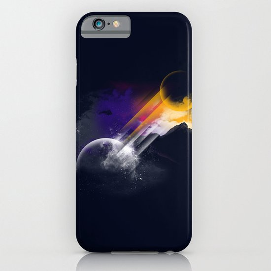 Night and Day iPhone & iPod Case