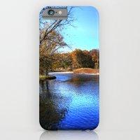 iPhone & iPod Case featuring Kishwaukee River by Ornithology