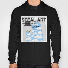 STEAL ART Hoody