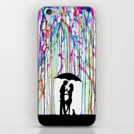 iPhone & iPod Skin featuring Two Step by Marc Allante