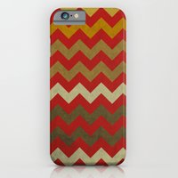 iPhone & iPod Case featuring Zigzag by Moonlighting