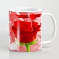 Forget It < The NO Series (Red) Mug