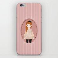 Lucy iPhone & iPod Skin