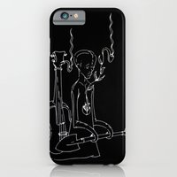 iPhone & iPod Case featuring Resting Place - Digital Variant by notchildfriendly