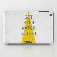 watch sci-fi iPad Case