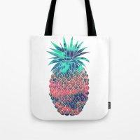 Maui Pineapple Tote Bag