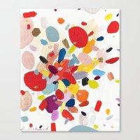 Color Study No. 2 Canvas Print