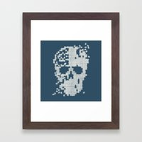 Incomplete Framed Art Print