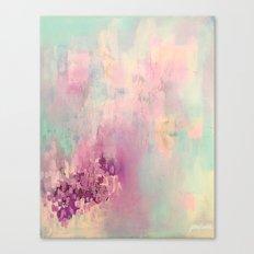 Serene Nebula Canvas Print