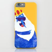 Ice King Looks Crazy See… iPhone 6 Slim Case