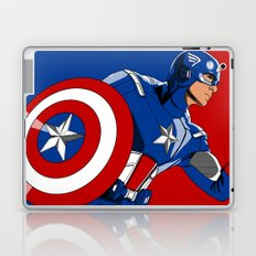 Captain 'merica Laptop & iPad Skin