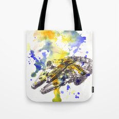 Star Wars Millenium Falcon  Tote Bag