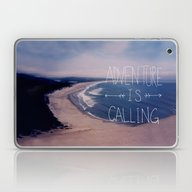 Laptop & iPad Skin featuring Adventure Is Calling by Leah Flores