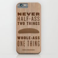 Whole-Ass One Thing iPhone 6 Slim Case