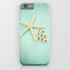 to the sea iPhone 6 Slim Case