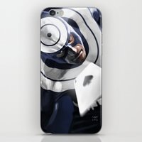 Bullseye iPhone & iPod Skin