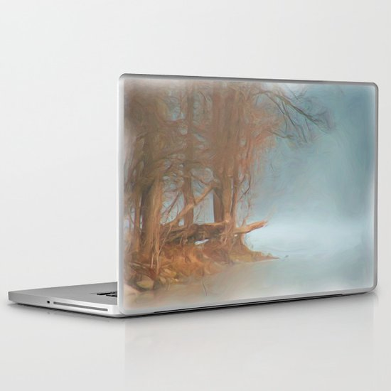 Misty River Laptop & iPad Skin