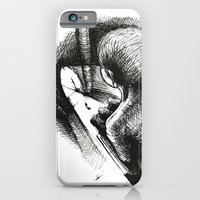 iPhone & iPod Case featuring God Always Look At You From Top! by Dr. Lukas Brezak