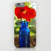 iPhone & iPod Case featuring Autumn bokeh by Vorona Photography