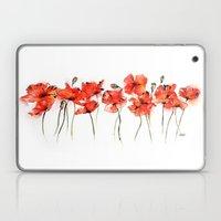 Remember me _ Poppies Laptop & iPad Skin