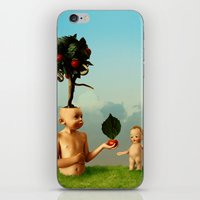A New Breed iPhone & iPod Skin
