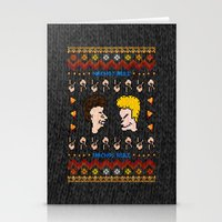 Sweaters Rule Stationery Cards