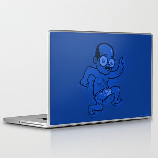 Where is Toby? Laptop & iPad Skin