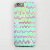 WAVES - Pastel iPhone 6 Slim Case