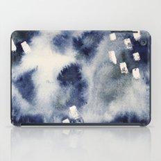 Ocean light    watercolor iPad Case