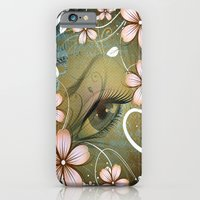 iPhone & iPod Case featuring French Floral by Robin Curtiss