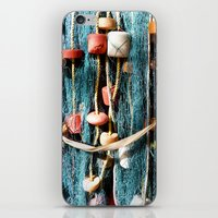 beauty in chaos iPhone & iPod Skin