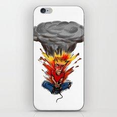 Intense Gamer iPhone & iPod Skin