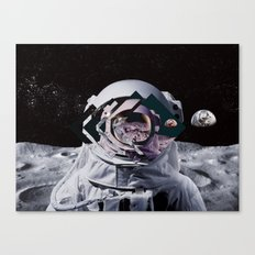 Spaceman Oh Spaceman, Co… Canvas Print