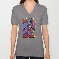 Bizarro Superman! Unisex V-Neck