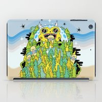 The Monster Of Skate For… iPad Case